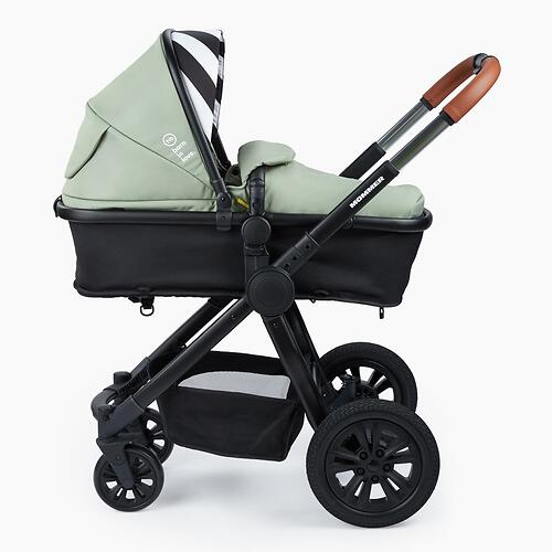 Коляска-трансформер Happy Baby Mommer Dark Green (14)