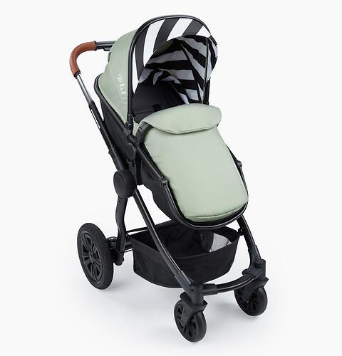 Коляска-трансформер Happy Baby Mommer Dark Green (15)