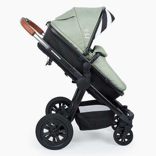 Коляска-трансформер Happy Baby Mommer Dark Green (17)