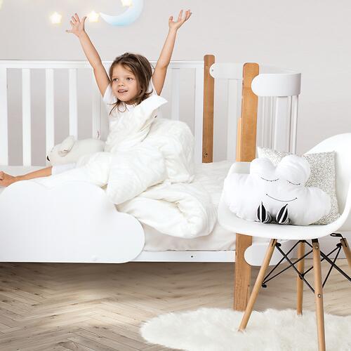 Уценка! Кроватка-трансформер Happy Baby Mommy Lux (Мг) (31)