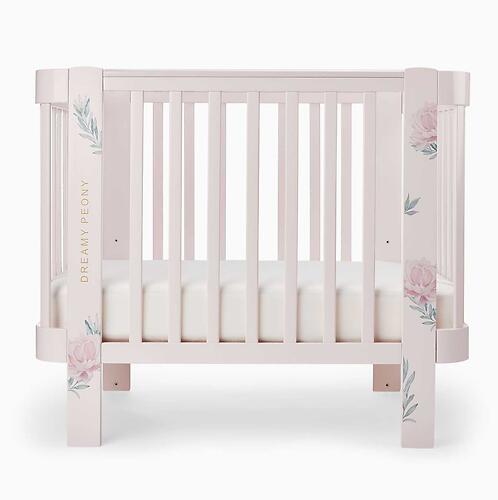 Люлька Happy Baby MOMMY LOVE 95024 Pink (18)