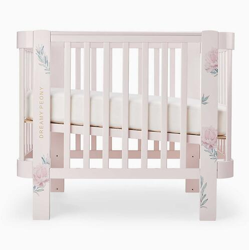 Люлька Happy Baby MOMMY LOVE 95024 Pink (19)