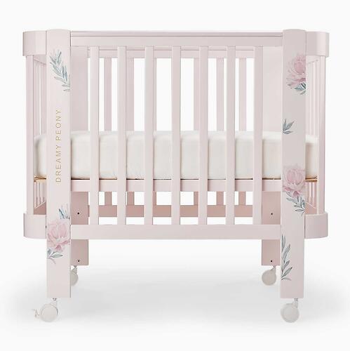 Люлька Happy Baby MOMMY LOVE 95024 Pink (21)
