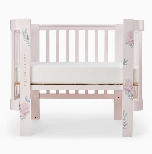 Люлька Happy Baby MOMMY LOVE 95024 Pink (22)
