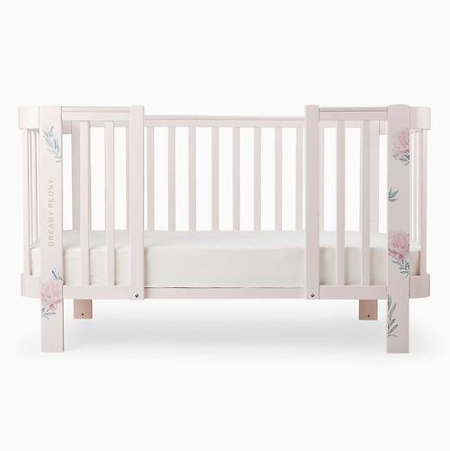 Люлька Happy Baby MOMMY LOVE 95024 Pink (25)