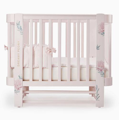 Люлька Happy Baby MOMMY LOVE 95024 Pink (23)