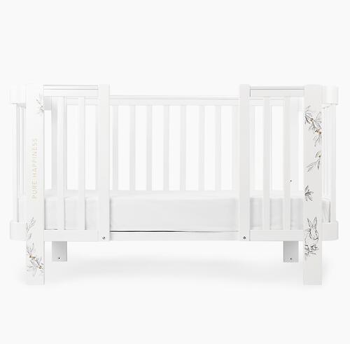 Комплект расширения для люльки раздвижной Happy Baby White (3)