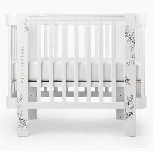 Люлька Happy Baby MOMMY LOVE 95024 White (13)