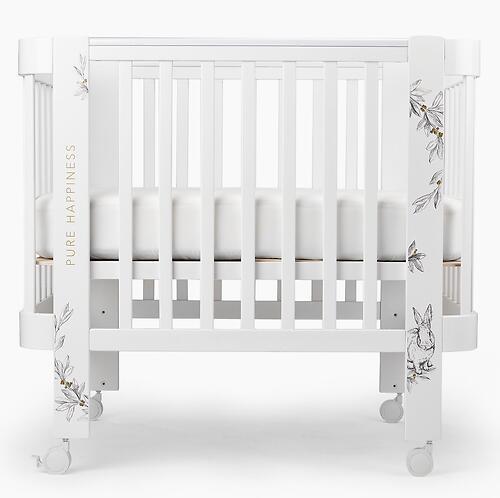 Люлька Happy Baby MOMMY LOVE 95024 White (18)
