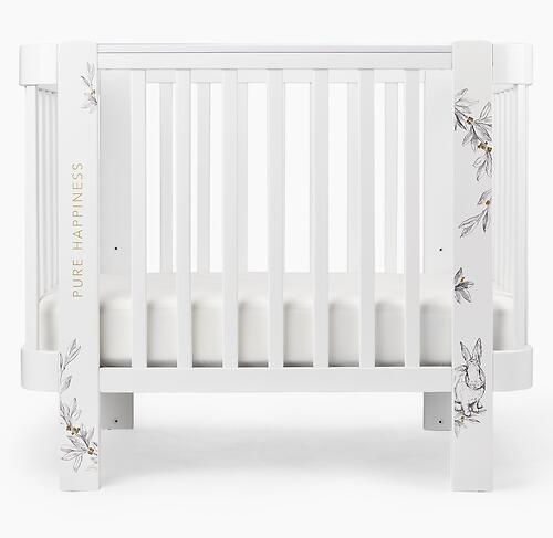 Люлька Happy Baby MOMMY LOVE 95024 White (14)