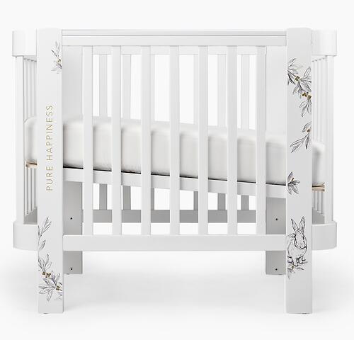 Люлька Happy Baby MOMMY LOVE 95024 White (15)