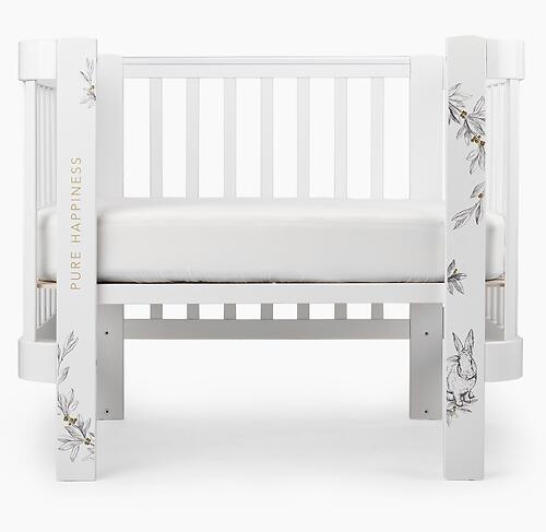 Люлька Happy Baby MOMMY LOVE 95024 White (16)