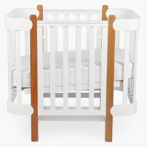 Уценка! Кроватка-трансформер Happy Baby Mommy Lux (Мг) (17)