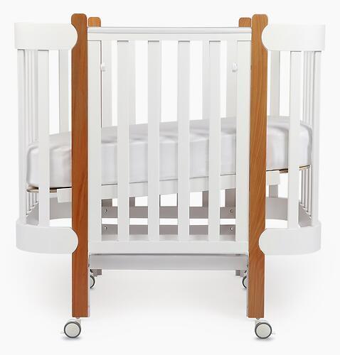 Уценка! Кроватка-трансформер Happy Baby Mommy Lux (Мг) (19)