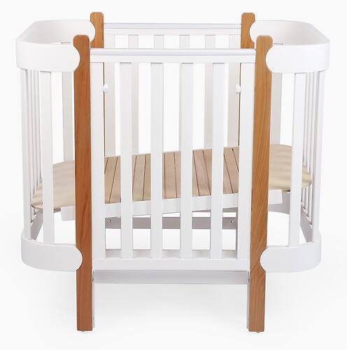 Уценка! Кроватка-трансформер Happy Baby Mommy Lux (Мг) (20)