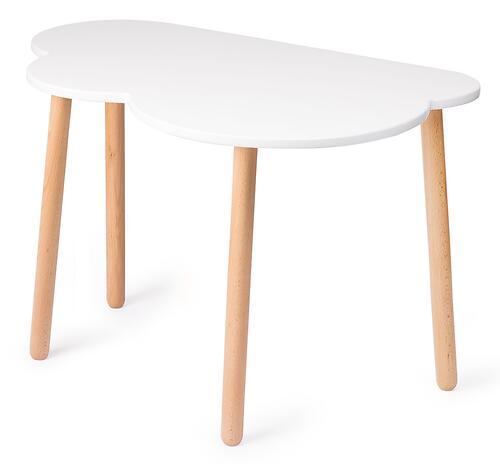 Стол детский Happy Baby Oblako Table Белый (4)
