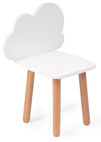 Стул детский Happy Baby Oblako Chair Белый (4)