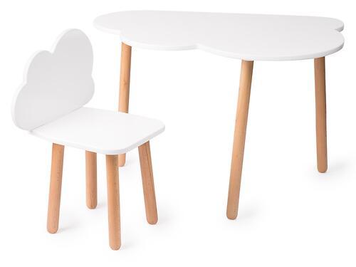 Стул детский Happy Baby Oblako Chair Белый (6)