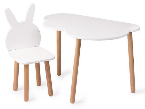 Стул детский Happy Baby Krolik Chair Белый (6)