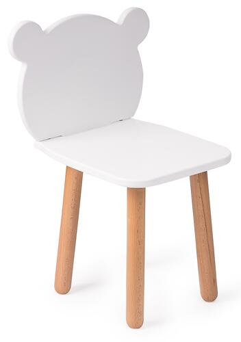 Стул детский Happy Baby Misha Chair Белый (4)