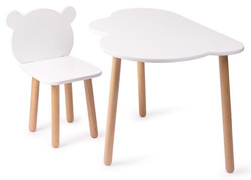 Стул детский Happy Baby Misha Chair Белый (6)