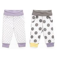 Набор трикотажных брюк Happy Baby 2шт