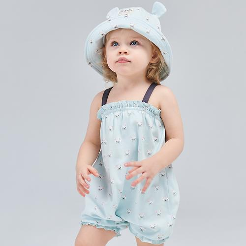 Полукомбинезон для девочек Happy Baby 88009 (8)