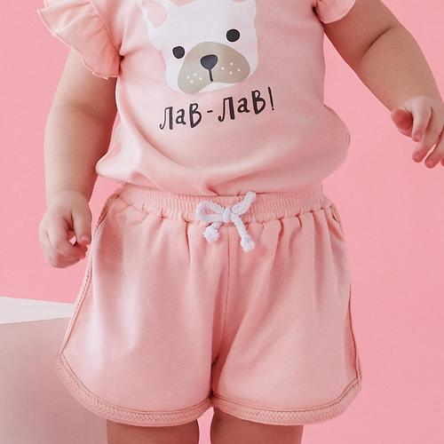 Шорты для девочек Happy Baby Girl's Shorts 2шт (9)