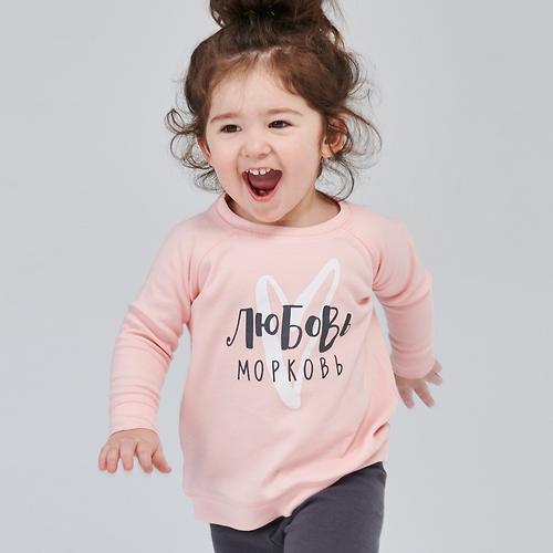 Свитшот для девочек Happy Baby Longsleeve (6)