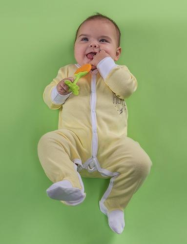 Набор из двух пижам Happy Baby Stars (9)