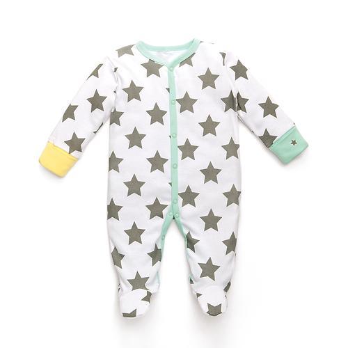 Набор из двух пижам Happy Baby Stars (7)