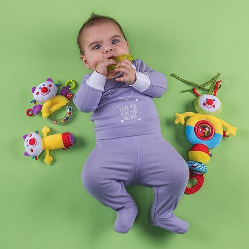 Набор боди с длинным рукавом Happy Baby 2шт (11)