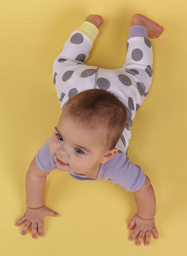 Набор трикотажных брюк Happy Baby 2шт (13)