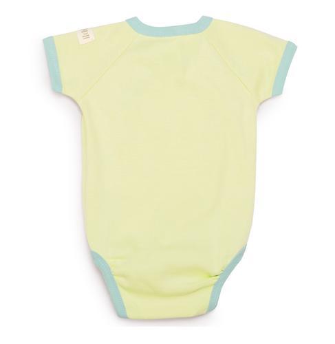Боди с коротким рукавом Happy Baby в наборе с нагрудным фартуком арт.90025 (7)