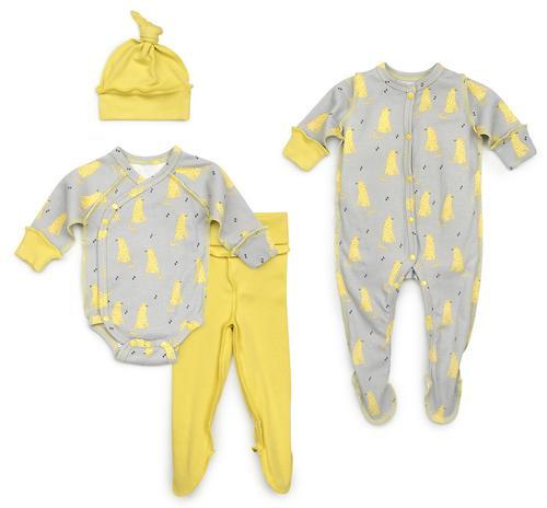 Набор для новорожденных Happy Baby 90066 size 50 (6)