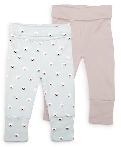 Трикотажные брюки Happy Baby набор 2шт 90032 (8)