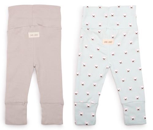 Трикотажные брюки Happy Baby набор 2шт 90032 (9)