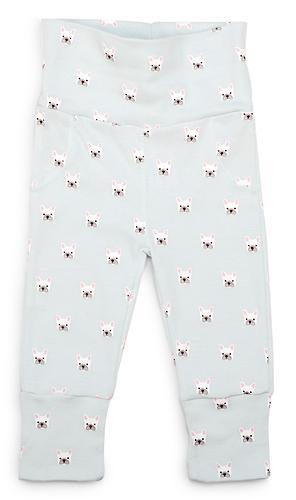 Трикотажные брюки Happy Baby набор 2шт 90032 (13)