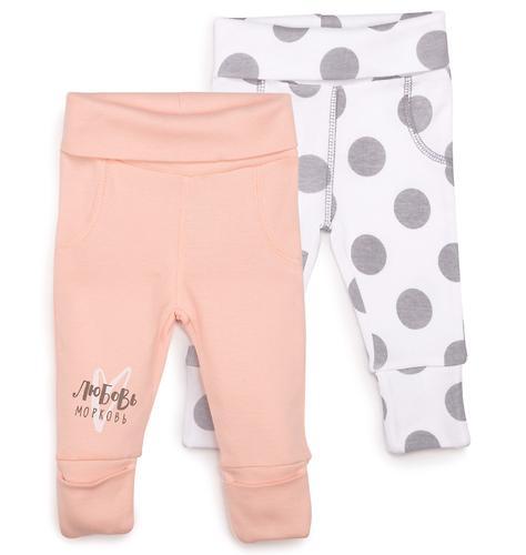 Трикотажные брюки Happy Baby набор 2шт арт.90033 (6)