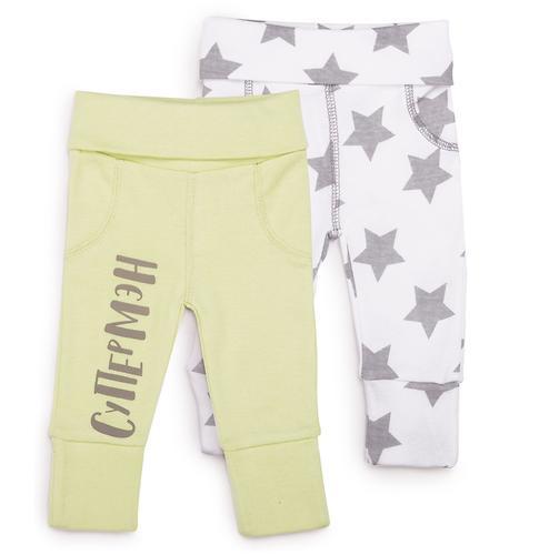 Трикотажные брюки Happy Baby набор 2шт арт.90034 (6)