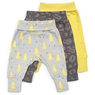 Трикотажные брюки Happy Baby набор 3 шт 90052