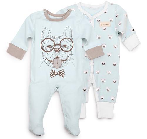 Набор из двух пижам Happy Baby арт.90017 (5)
