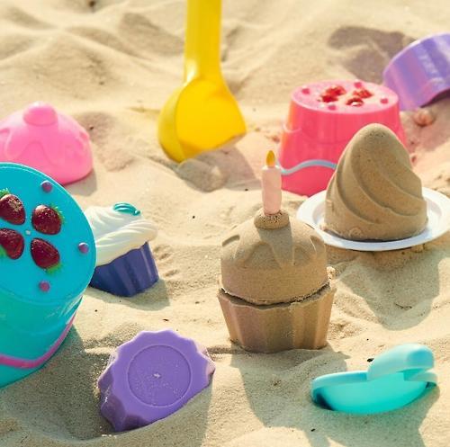 Набор Happy Baby для игр с песком Cake (4)