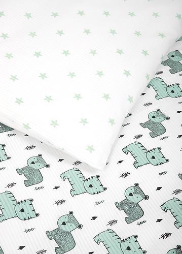 Комплект постельного белья Happy Baby 2 предмета наволочка+пододеяльник (6)