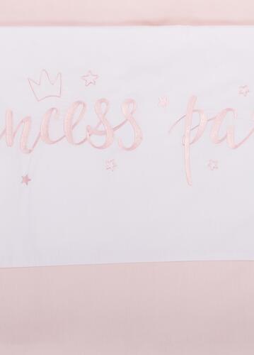Комплект постельного белья Happy Baby 2 предмета наволочка+пододеяльник White-Pink (8)
