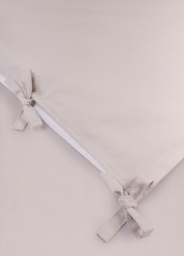 Комплект постельного белья Happy Baby 2 предмета наволочка+пододеяльник White-Grey 87514 (9)