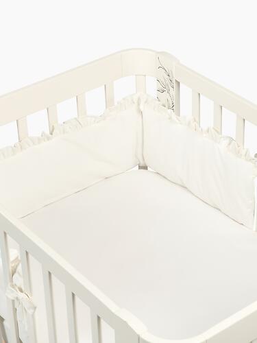 Бортик в кроватку Happy Baby 87526 Milky (8)