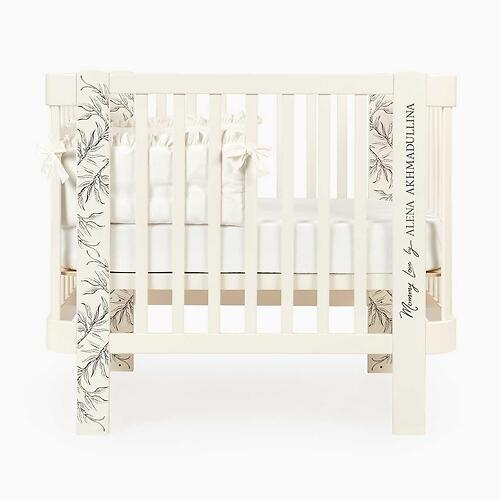 Бортик в кроватку Happy Baby 87526 Milky (12)