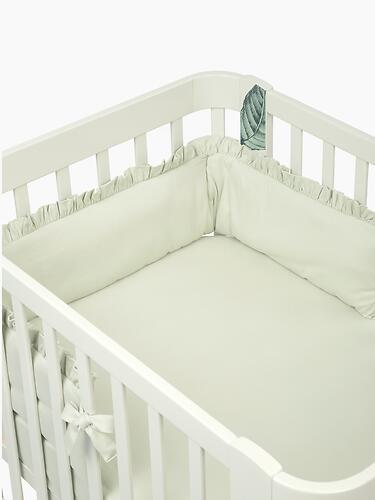 Бортик в кроватку Happy Baby 87526 Sage (8)