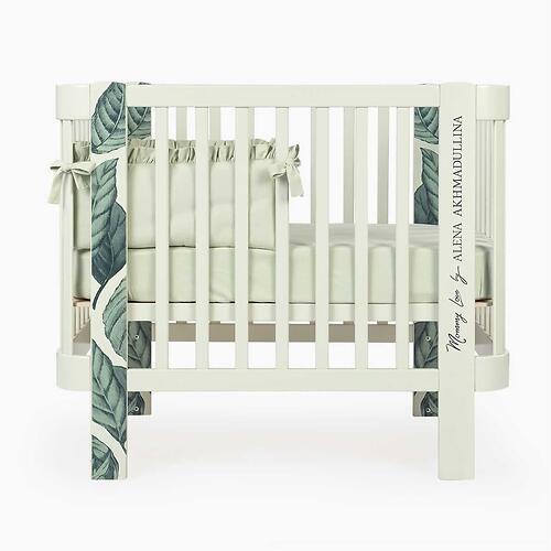 Бортик в кроватку Happy Baby 87526 Sage (12)
